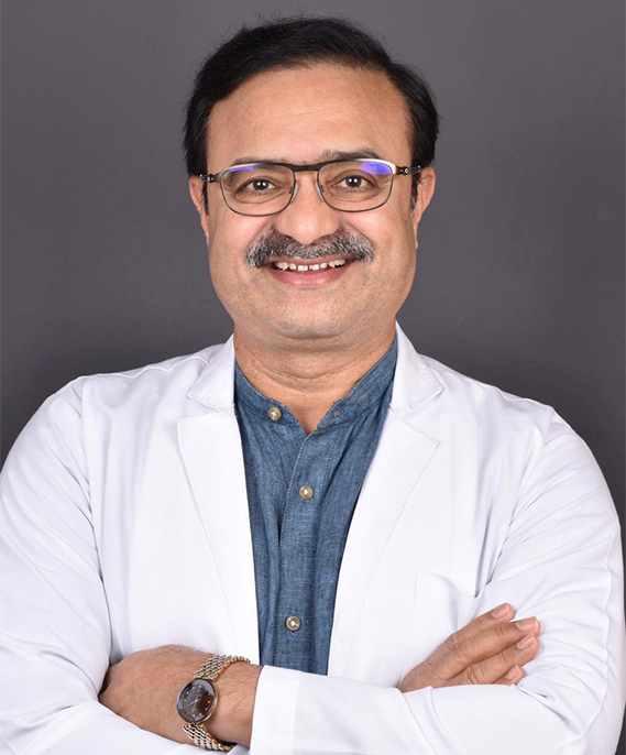 Dr Dhananjay Chavan