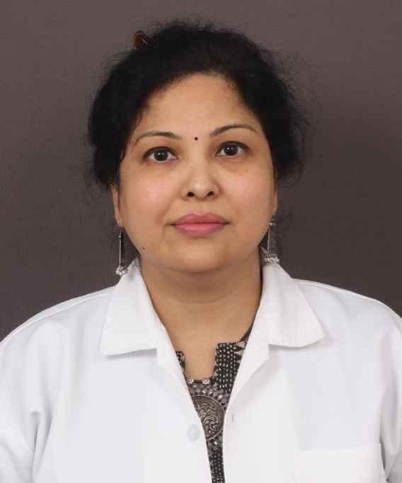 Kharadi - Dermatologist - Dr Rajeshwari