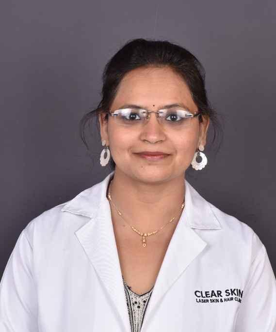 Pune Station - Dermatologist - Dr Manali